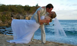 Beach Wedding on Kauai