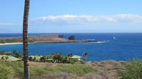 View from Manele Bay Clubhouse