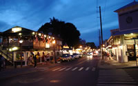 Lahaina Nightlife on Front St