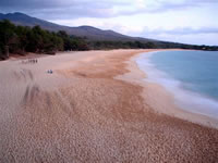 Makena Beach on Maui