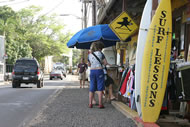 North Shore Oahu Street Scene